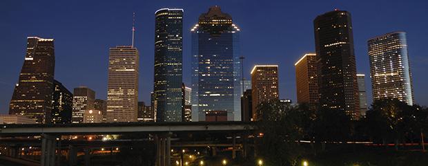 Houston Texas Downtown